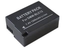 PANASONIC DMW-BLC12 Battery-0