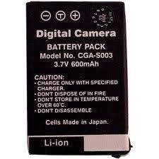 PANASONIC CGA-S003 Battery-0