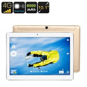VOYO 10.1 Inch Tablet Computer - Octa Core CPU, 2GB RAM, 32GB Storage, 4G Support, Dual SIM, Micro SD Card, FHD Display-0